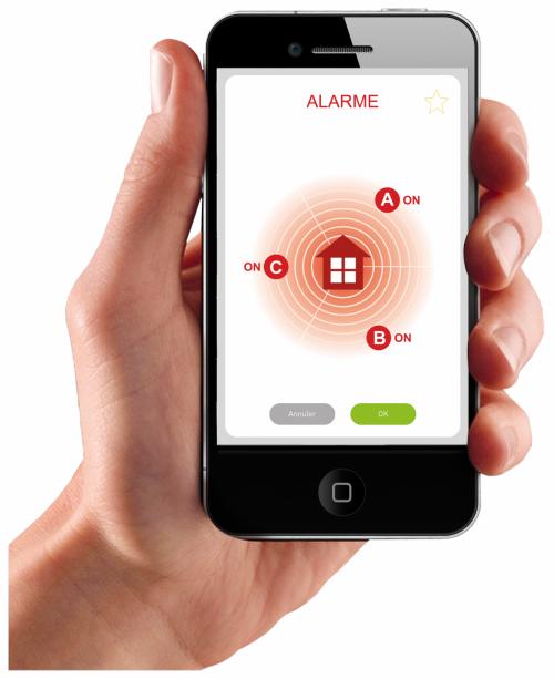 iphone main alarme - Copie